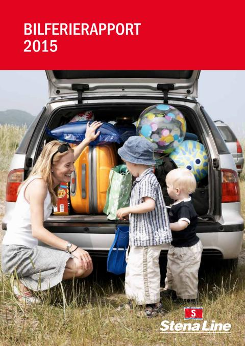 Stena Line Car Travel Report 2015 - Denmark