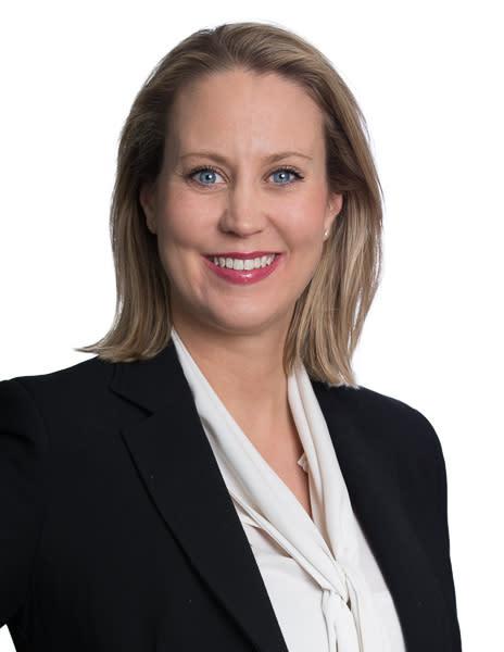 Ingrid Lehne, rådgiver innen bank og finans i Capgemini Invent#
