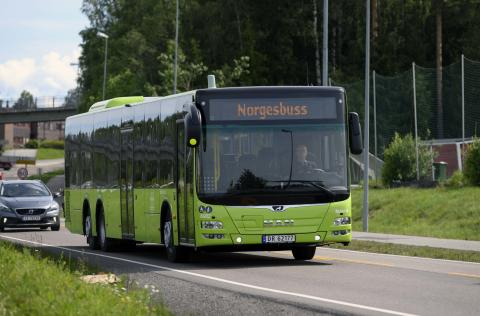 57 MAN Lion's City til Norgesbuss