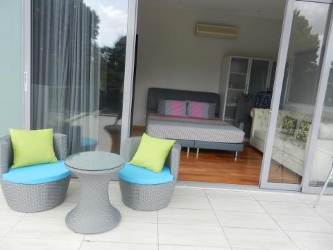 Transforming your balcony to Alfresco living today