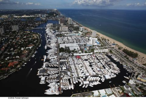 Cox Powertrain: Success for Cox Powertrain at First Fort Lauderdale International Boat Show