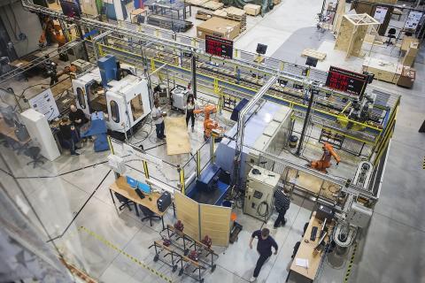 Mindre företag i fokus för ny forskning inom additiv tillverkning