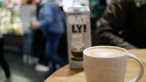 Starbucks Havredryck