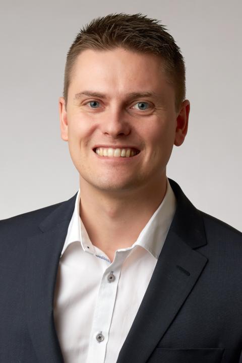 Henrik Friis Pedersen, vd Ecosys A/S