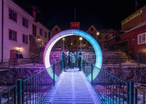 Endast 2 dagar kvar till premiären av Norrköping Light Festival 2016/2017!