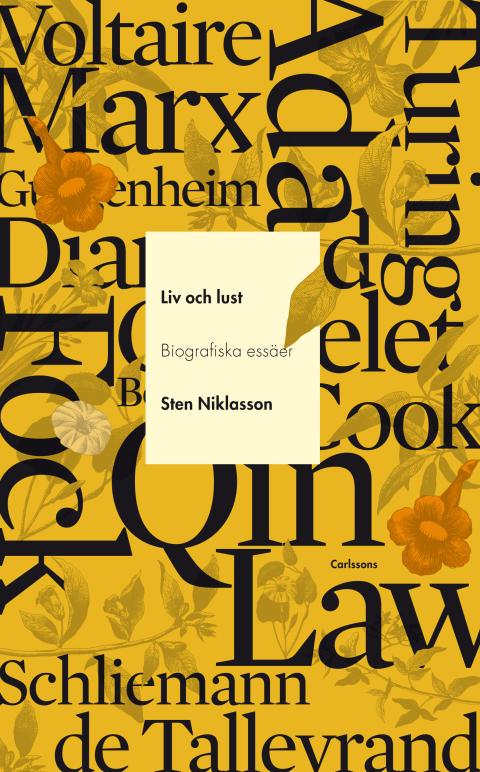 Ny bok: Liv och lust