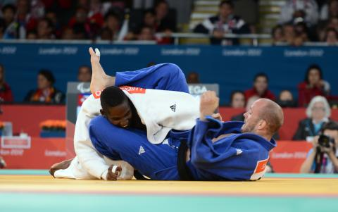 Mondelēz International supports judo star, Sam Ingram, on his road to Rio