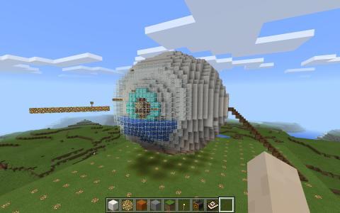 Illustrasjonsfoto Minecraft 1
