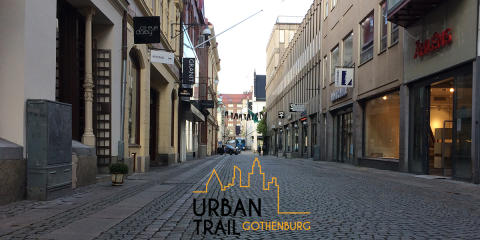 ​Urban Trail Gothenburg fulltecknat