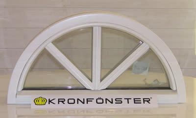 Kronfönster investerar i nya maskiner för runda och halvrunda fönster