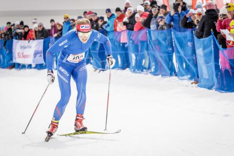 Stina Nilsson Fjälltopploppet