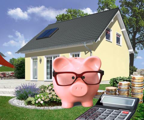 Hausbau-Tipp: Jetzt die niedrigen Zinsen bei der Baufinanzierung sichern!