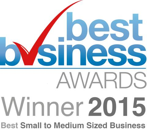 Finegreen named Best Small to Medium Sized Business at the 2015 Best Business Awards!