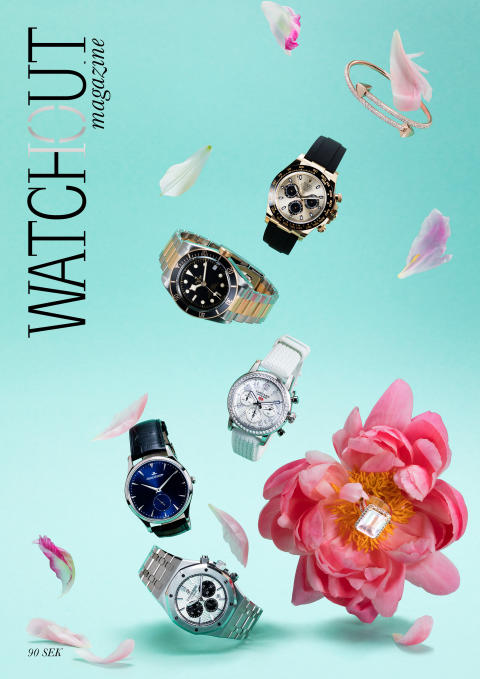 WATCHOUT MAGAZINE Issue no. 10 - Cover