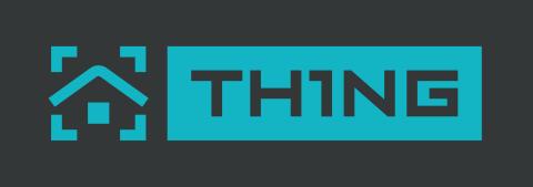 TH1NG_Logo_Turquoise on Dark Grey