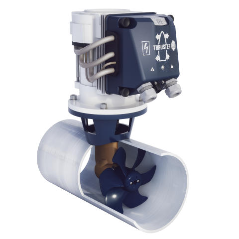 VETUS Maxwell - U.S. Sailboat and Powerboat Shows, Annapolis: VETUS Maxwell Showcases Award-Winning Range of Precision Controlled and Near-Silent Bow Thrusters