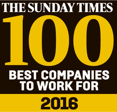 The secret behind being one of the Best Companies to Work For 2016