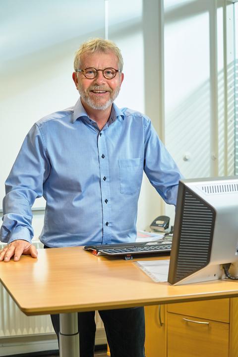 Henrik Neve, Rektor på Skive College