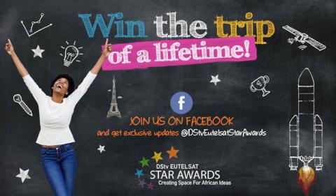 DStv Eutelsat Star Awards 2017 startuje wraz z nowym profilem na Facebooku.