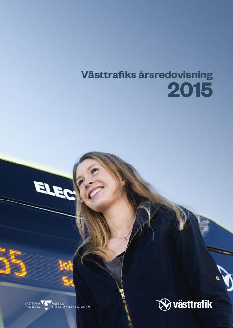 Västtrafiks årsredovisning 2015