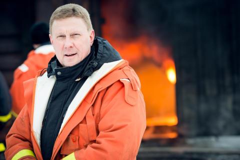 Nästan 7 av 10 svenskar har otillräckligt brandskydd hemma