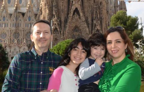 Amnesty: Manifestation för dödsdömde Ahmadreza Djalali