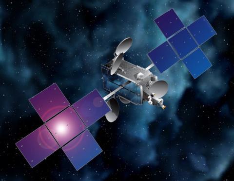 Eutelsat et Space Systems Loral testent le potentiel des bandes de fréquences EHF sur le satellite EUTELSAT 65 West A