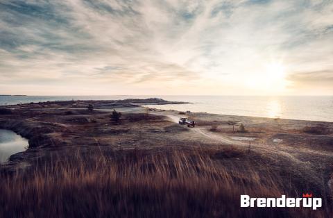 Brenderup present in social media