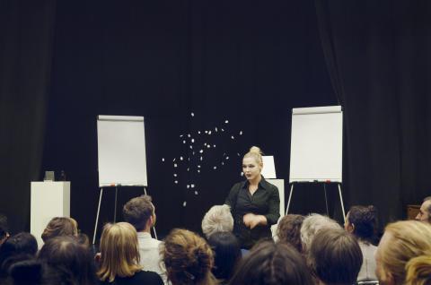 Malin Nilsson, Cirkus Cikör Stockholm