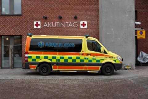 Sjukvård och säker kommunikation i kris och krig