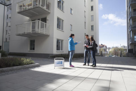 Mars 2019 i korthet – 1 159 förmedlade bostäder