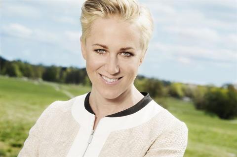 Tv.nu bloggar: Kajsa Bergqvist leder SVT:s Atleterna