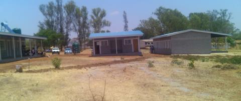 Espira bygger förskola i Zimbabwe