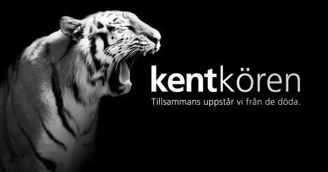 Ny kurs för Kentfans: Kentkören – en popkör som BARA sjunger Kentlåtar