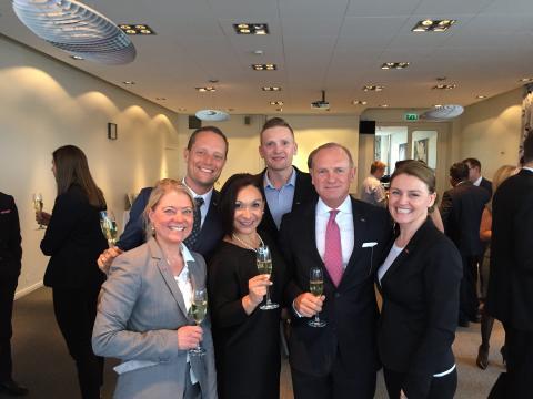 Scandic graduerer talenter ved fornem ceremoni i Stockholm