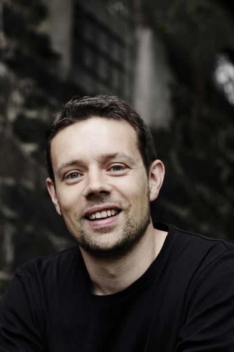 Portrett Lars Mæhle. Foto: Tove K. Breistein