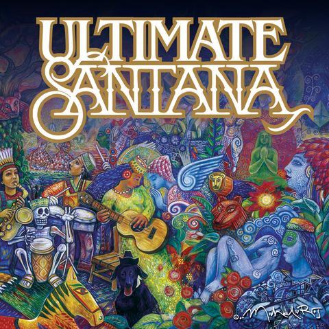 """""""ULTIMATE SANTANA"""" – Santana är tillbaka"""