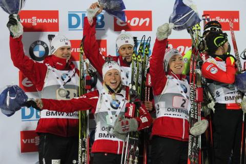 2.plass til Norge i sesongstarten!