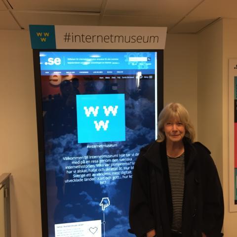 Dag 4, bild 4 - Internetmuseum