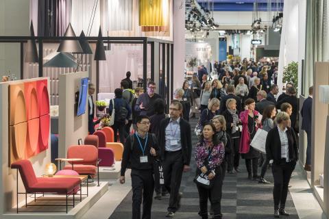 Stockholm Furniture & Light Fair stärker sin position på den internationella designscenen