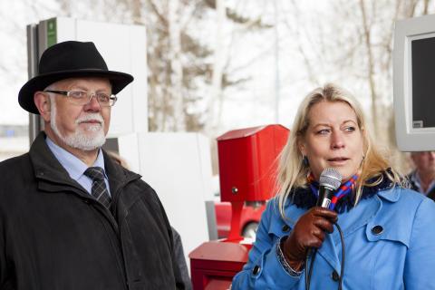 OKQ8 expanderar fordonsgasnätet i Stockholm - Nytt tankställe i Fittja är ett steg mot hållbar bilism