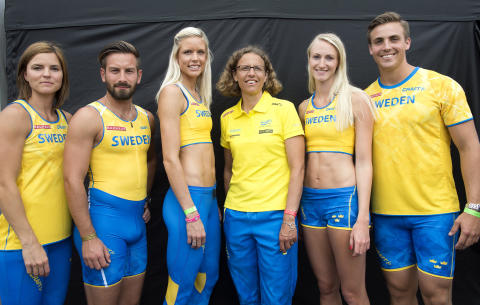 Craft - Swedish Athletics national team
