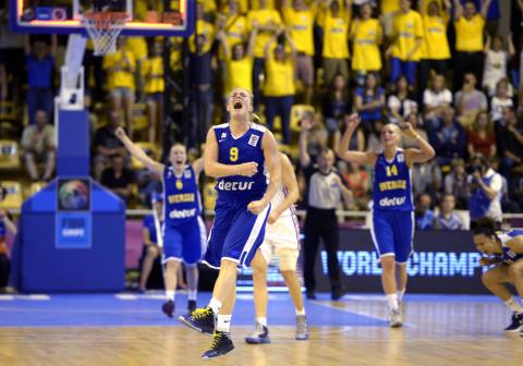 Basket: Sverige får möta Ryssland och Holland i EM-kvalet