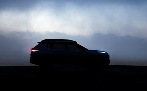 Mitsubishi auf dem Genfer Automobilsalon