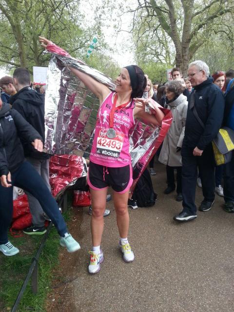 #runneroftheweek - Vanessa Wright