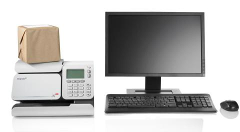 Save 53% by sending small parcels using a franking machine