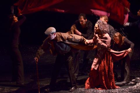 Teater Halland Art & Performance Festival på Tjolöholms slott - En sinnenas festival