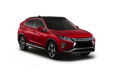 2017 GMS - Eclipse Cross 3-4 front