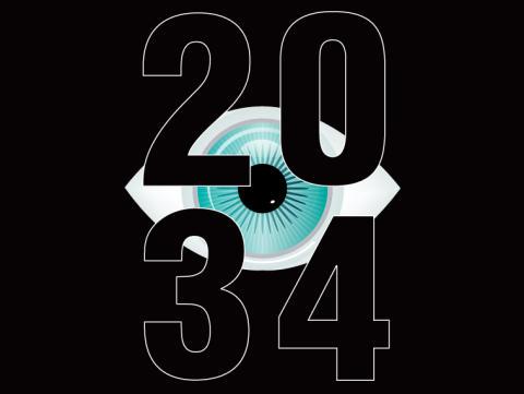 Affischbild, 2034