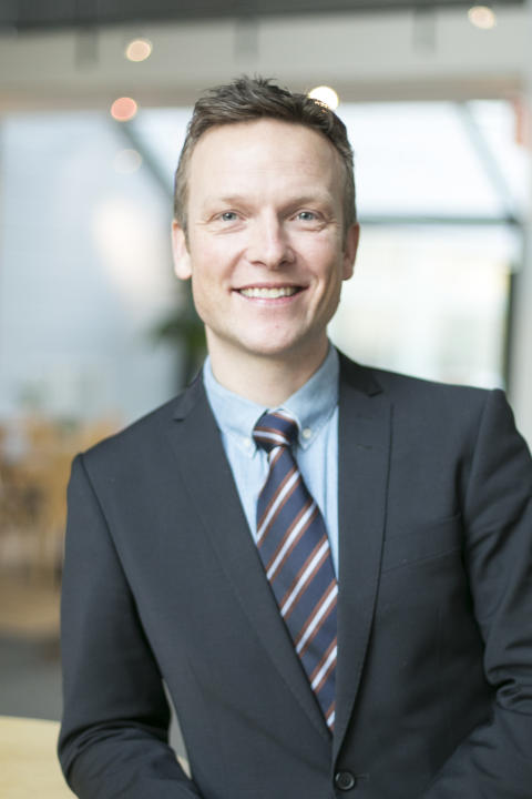 Anders Jacobsson, Divisionschef Projektledning COWI AB